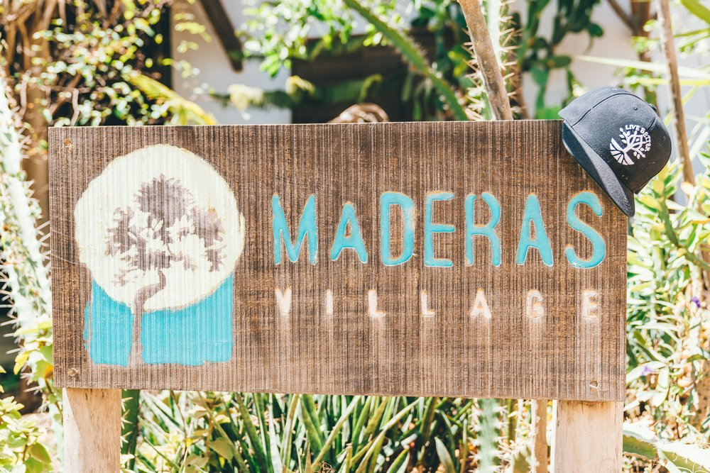 join us. - Where: Maderas Village, Nicaragua                                          When: March 19-25, 2018                                                        What: 7-day / 6-night all-inclusive Live Better Retreat Experience at the vibey-est, dopest boutique hotel (ever). Think surfing, fresh cocktails in the garden, community dinners, actionable meditation sessions around crushing life, catamaran sailing trips, horseback riding on the beach, and vinyasa flow yoga to the sounds of the jungle...sign me the F up.