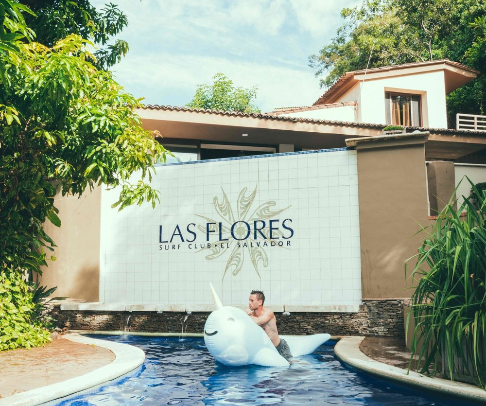 join us. - Where: Las Flores Resort, El Salvador                                        When: November 5-10, 2018                                                        What: 6-day / 5-night all-inclusive Live Better Retreat Experience at the coolest beach spot in the entire world. Smooth waves for daily surfing, beach workouts, community dinners, actionable workshops to upgrade your life, one-on-one coaching sessions, beach bonfires, and (fire) sunset yoga to flow and move better...sign me the F up.