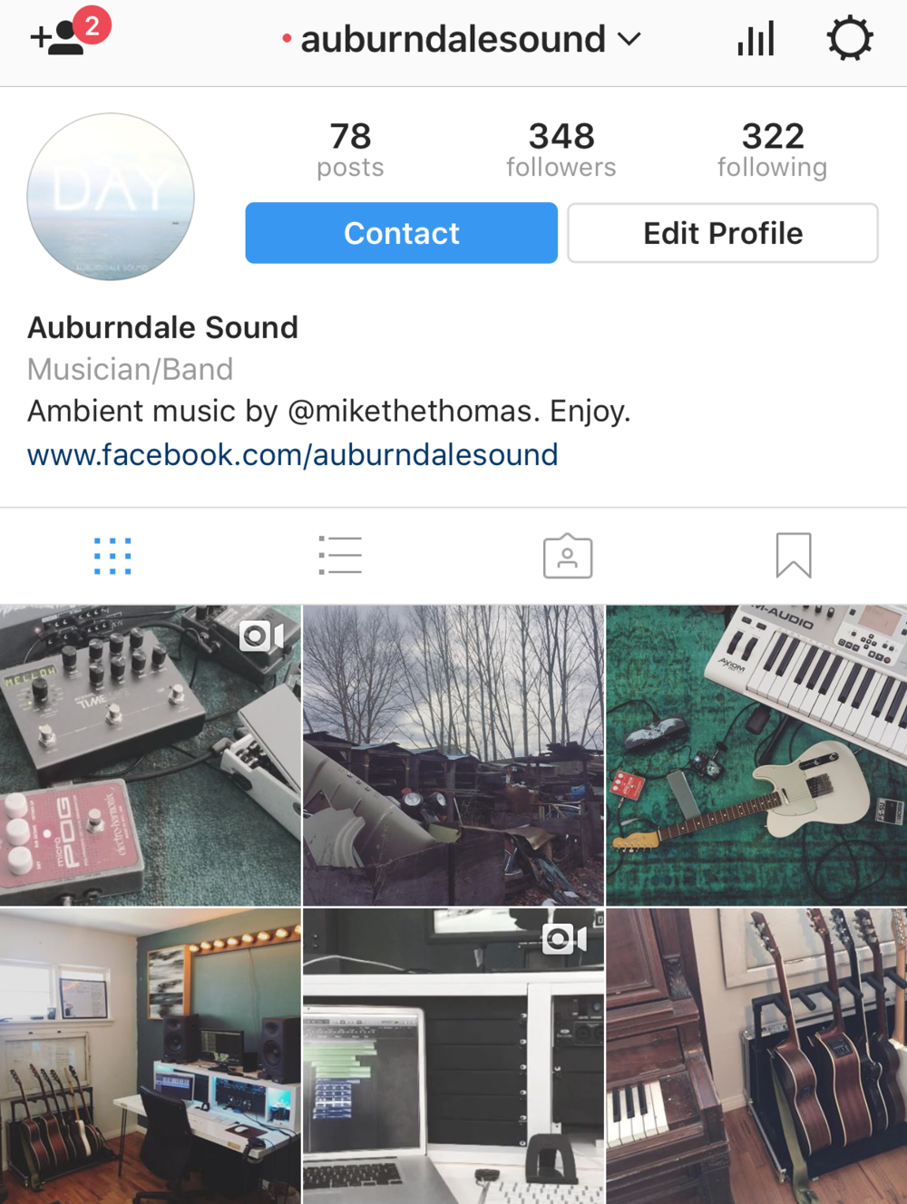 Follow Click here to learn more about how to keep up with Auburndale Sound on social media.