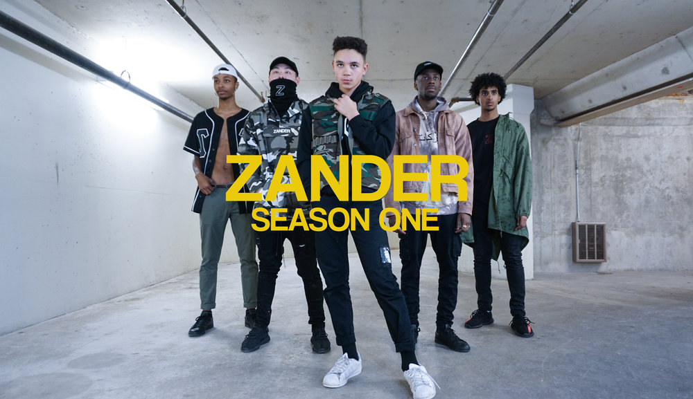 Zander season ONE store available now - saturday, march 11th  click the image to view.