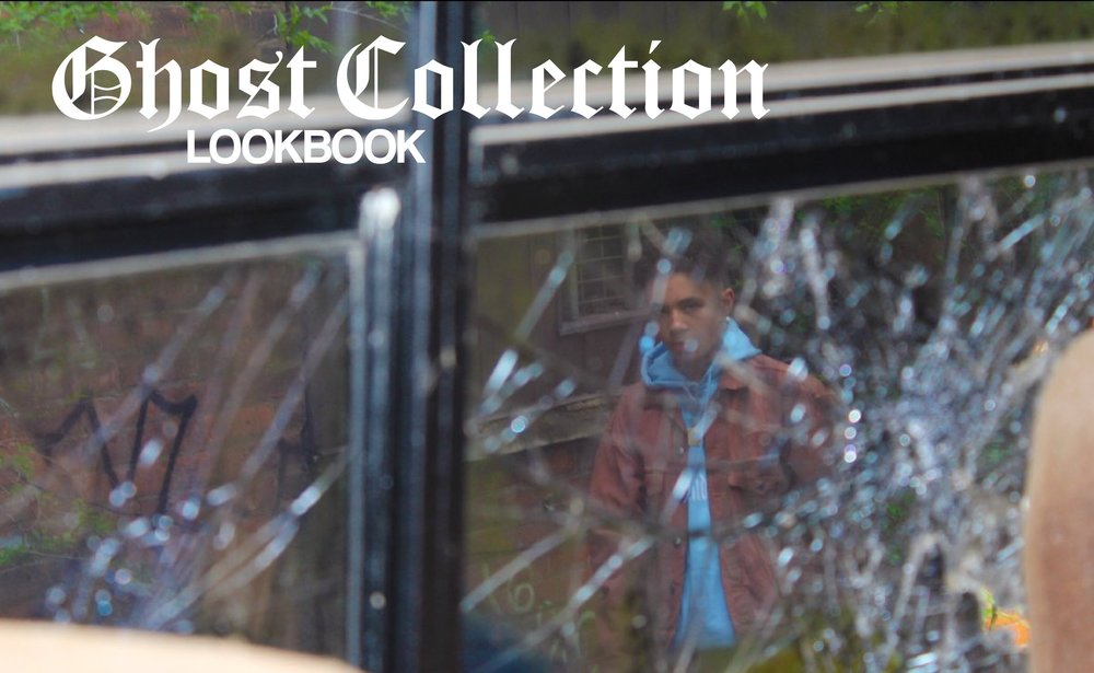 GHOST COLLECTION LOOKBOOK AVAILABLE NOW - click the image to view