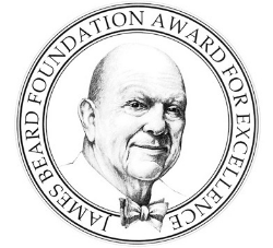 2013 James Beard Foundation nominee