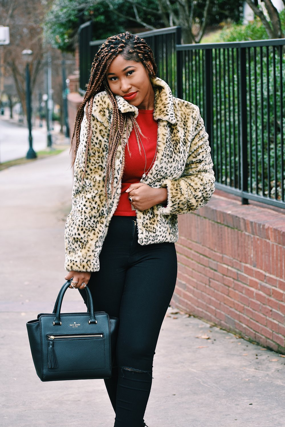 Thrifted Look - You never have to break the bank to look fabulous. Pull out your coins and head to a thrift store!