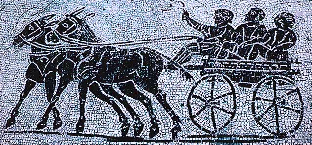 Theophanes Carriage