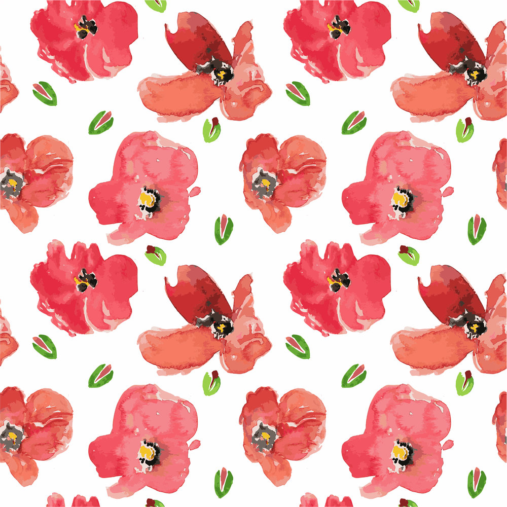 Poppy Pattern Design