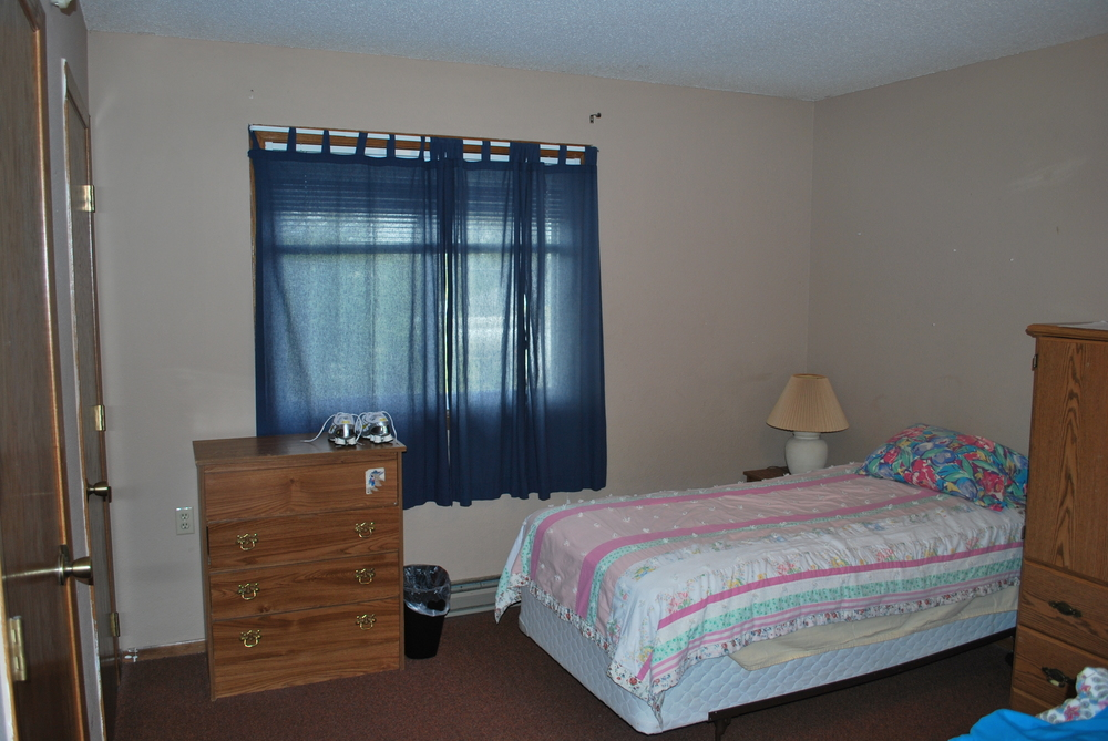 Furnished Bedroom - Austin Manor (IRTS)
