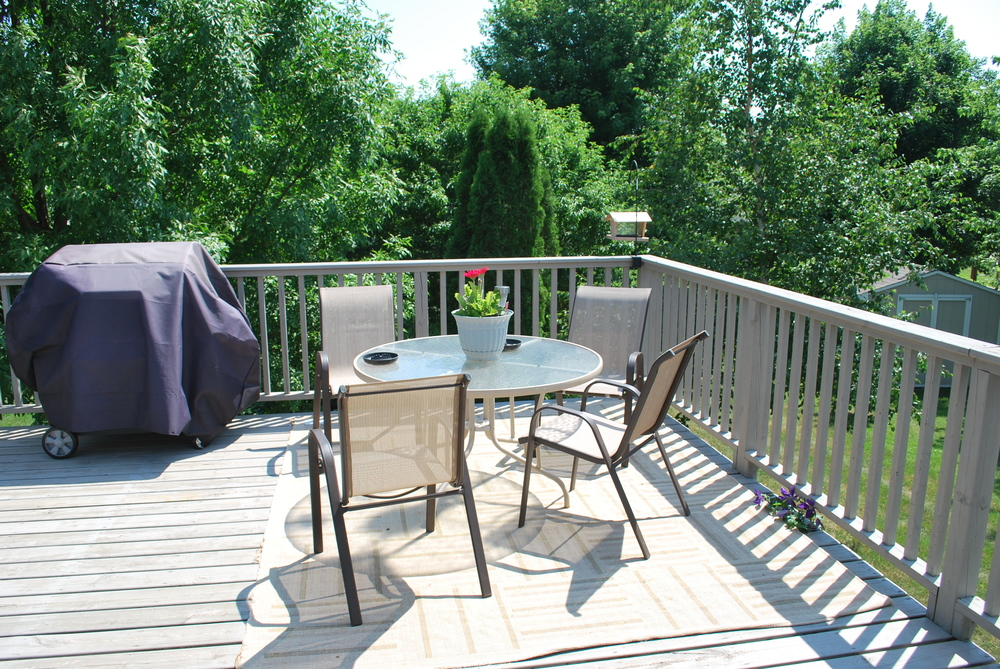 Private Deck - New Castle (AFC)