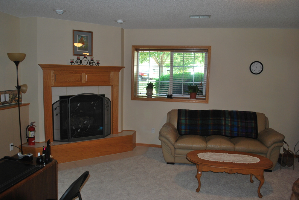 Living / Family Room - New Castle (AFC)