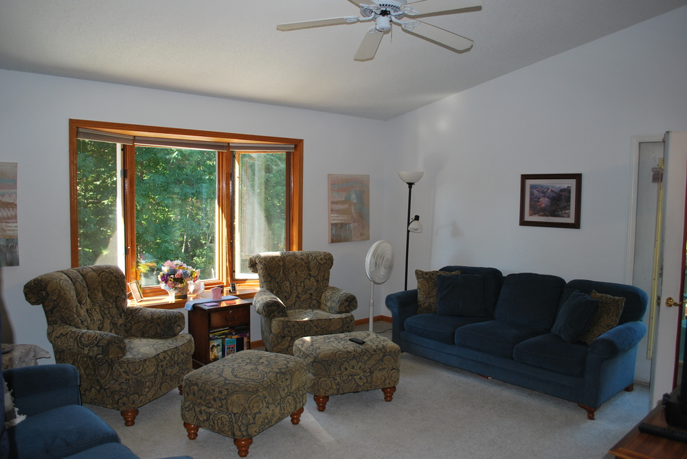 Living / Family Room - Esther House (AFC)