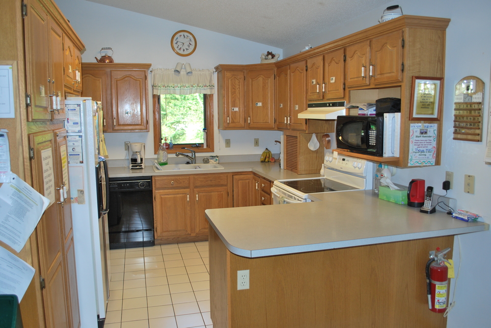 Kitchen - Esther House (AFC)