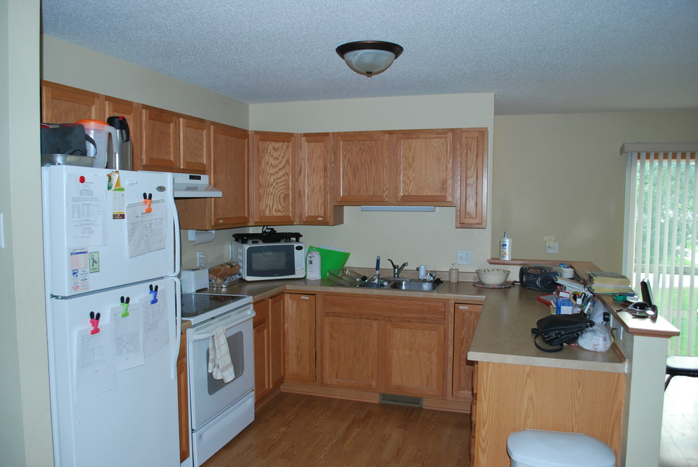 Kitchen - Nicollet Place (AFC)