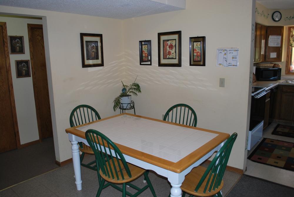Dining Area - Sprucewoods (AFC)