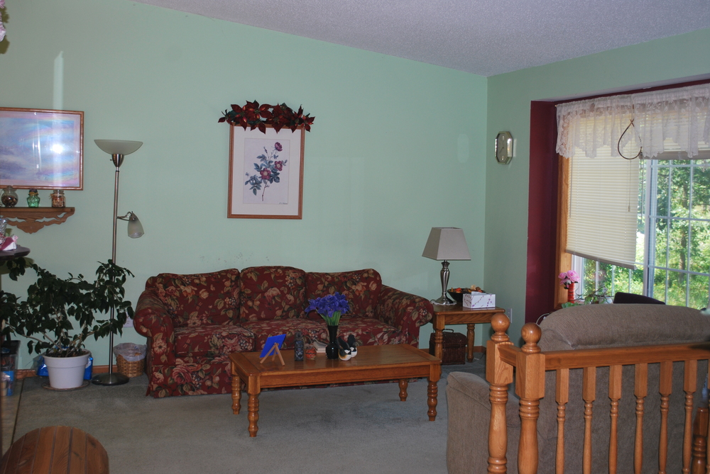 Living / Family Room - Briar Rose (AFC)