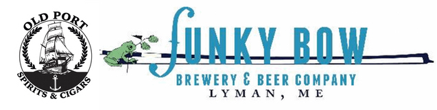 Join  Old Port Spirits and Cigars  for a   Funky Bow  Tasting   BEER: Funky Bow  COST: FREE