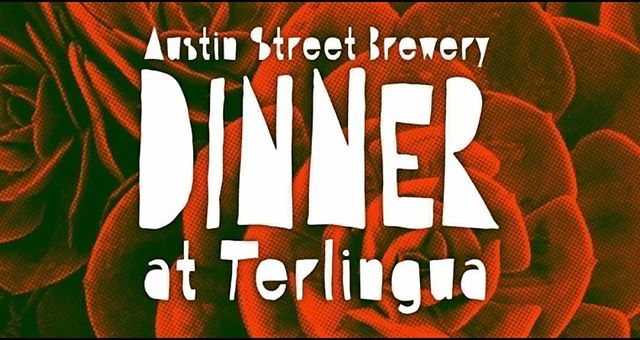Wednesday  November 7th 5-9 @terlinguabbq x @austinstreetbrewery  #payg #beerfood  #207beerweek
