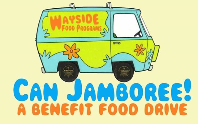 The USBG Portland, Maine Chapter has teamed up with Wayside Food Programs to present our first annual Can Jamboree! The event will be held at Bunker Brewing Co. 11/4 #207beerweek #dayone #goodcause #fooddrive #canjam