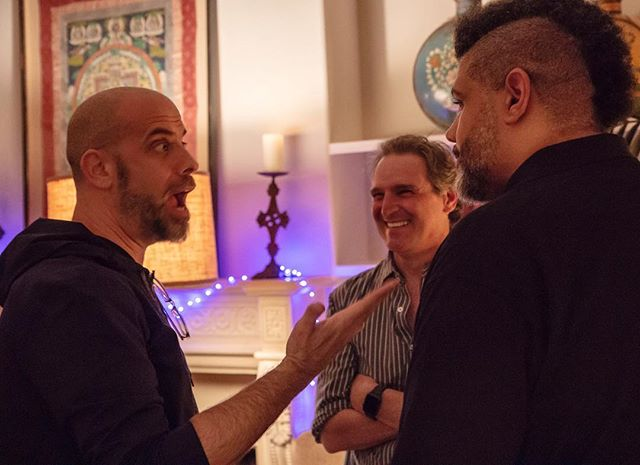Adam Dorn's enthusiasm is infectious. #supportthemlc #mma #SONA #SONAsalon