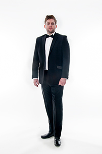 Classic Black Tuxedo