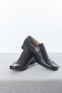 Brown Slip on Shoe