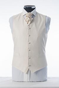 Broken Ivory Waistcoat