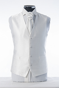 Ivory Elite Waistcoat