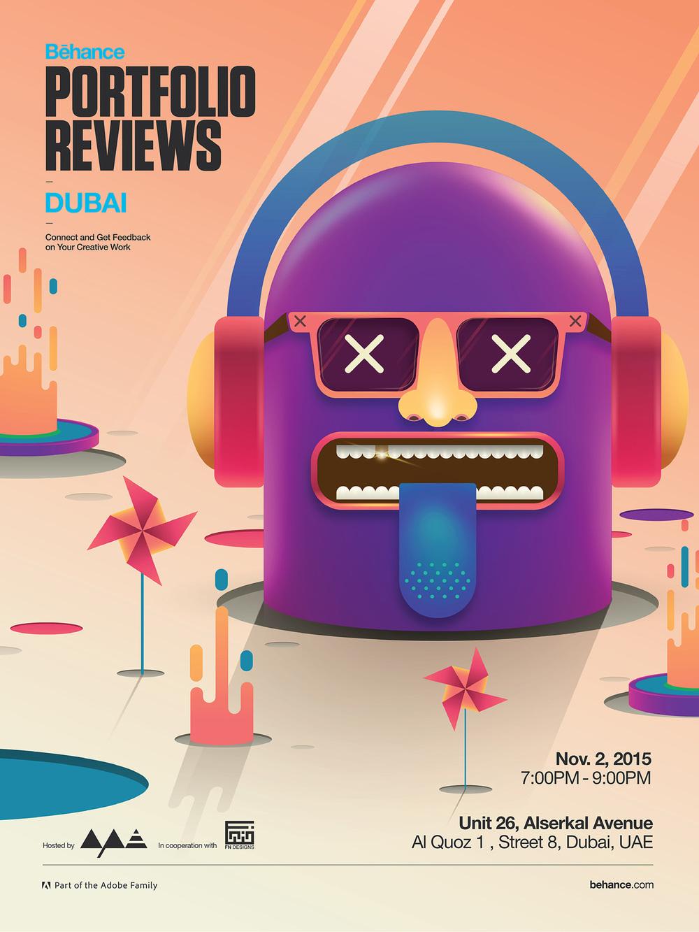 "Poster Illustration: Joseph ""Pinkblot"" Manata   http://iampinkblot.com/"