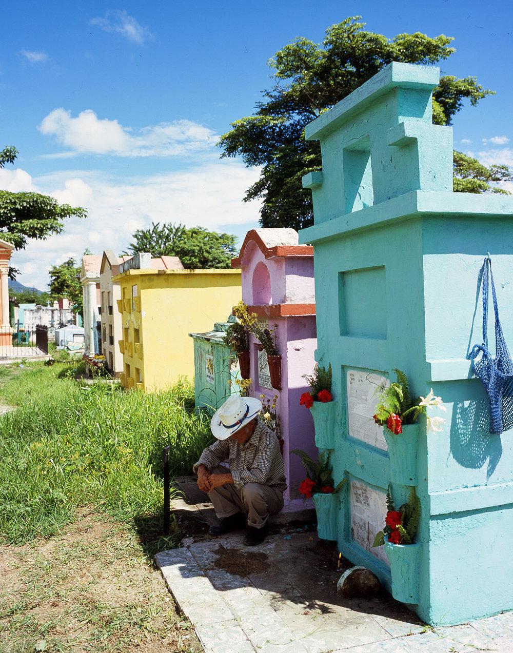 Guatemalan Cemetery