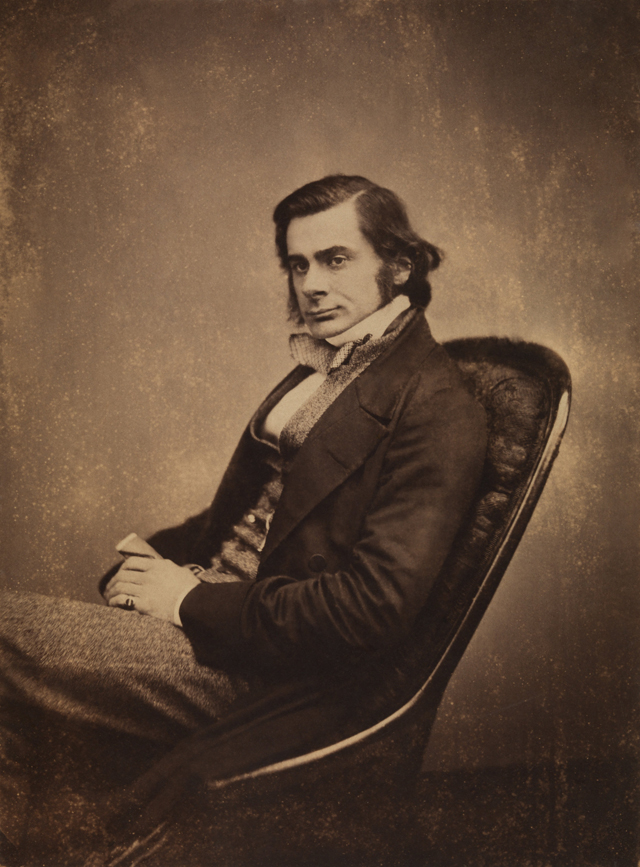Thomas Henry Huxley, the fiery anatomist Royal Institution/Flickr (CC BY-NC-ND 2.0)
