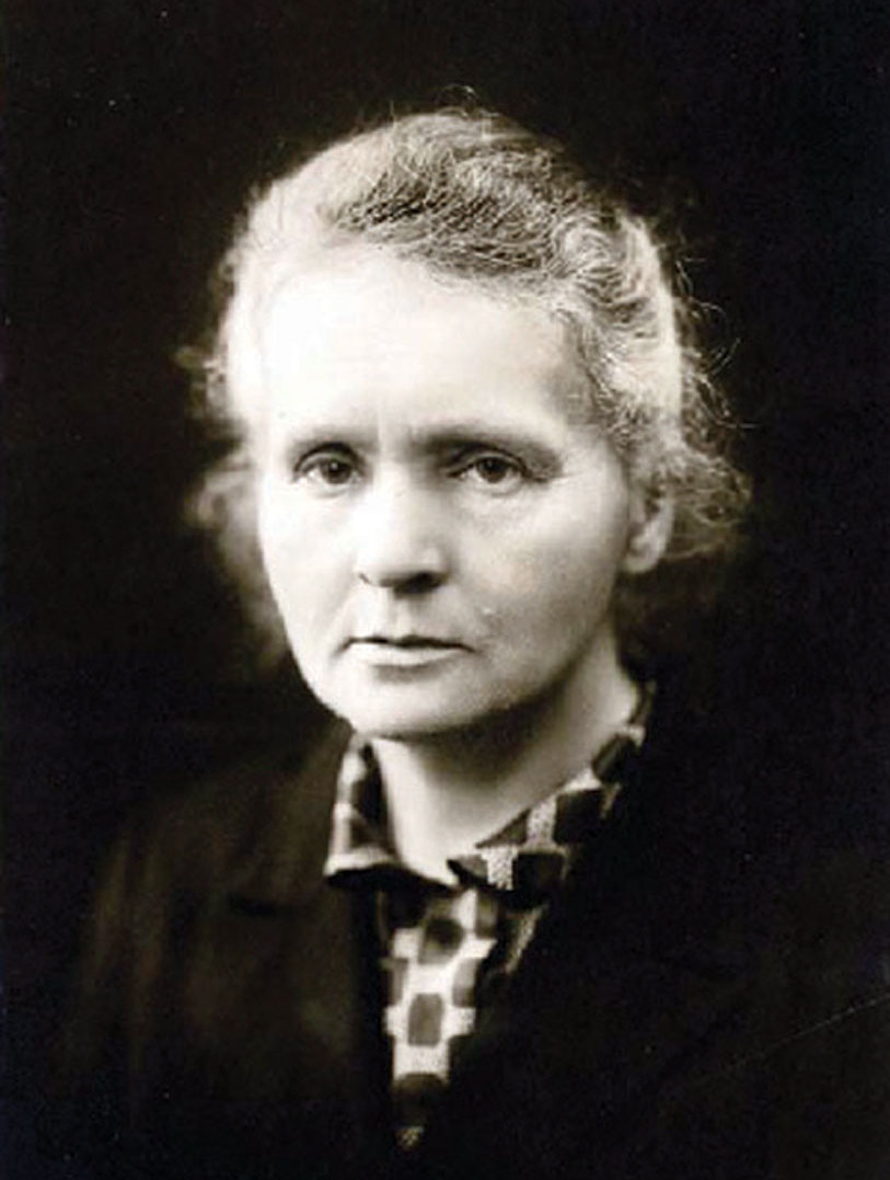 Marie Curie, the radiant researcher Christie's/Wikimedia Commons (public domain)