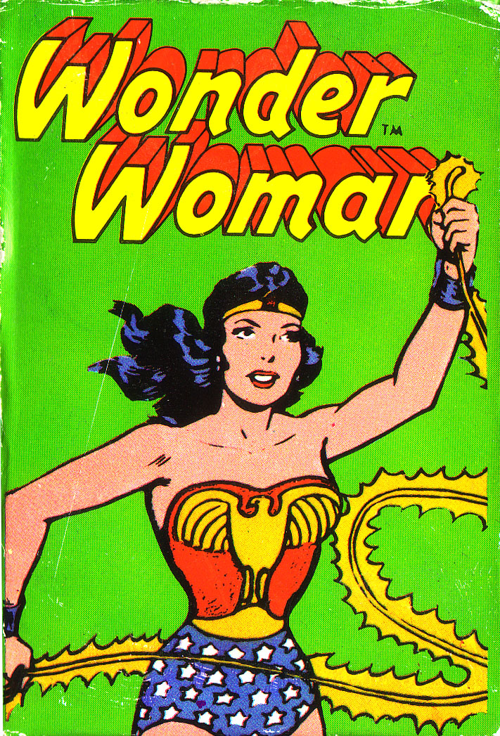 Wonder Woman has been a role model for countless young women.   Mark Anderson/Flickr  (CC BY 2.0)