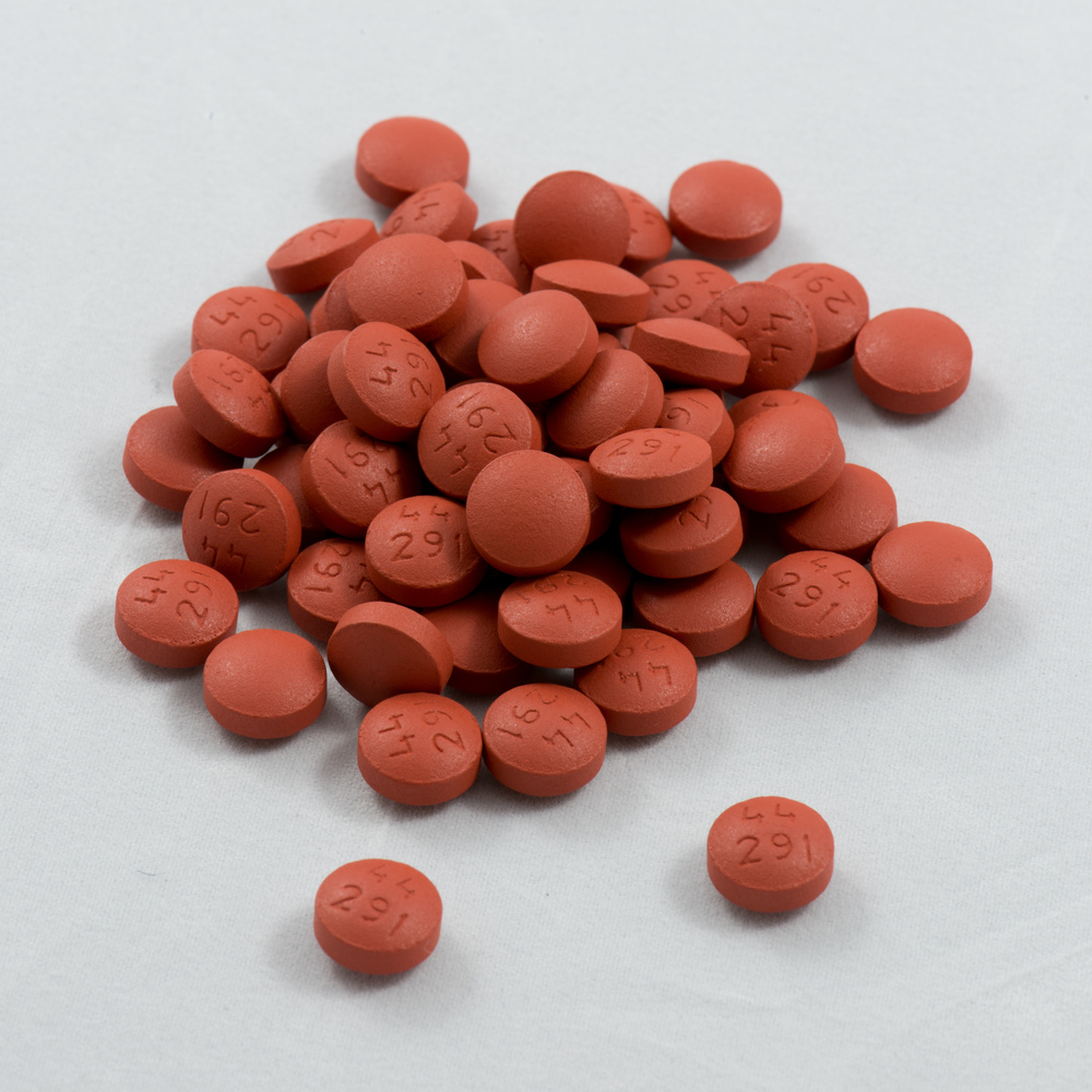 How many ibuprofen should I be taking, again? Derrick Coetzee/Wikimedia Commons (public domain)