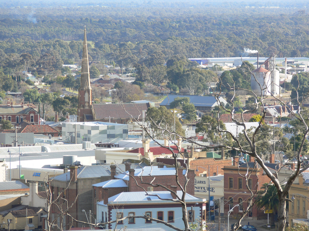 The Victorian township of Stawell should receive a big boost to the local economy.   Flying Cloud/Flickr  (CC BY 2.0)