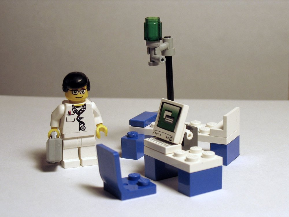Many physicians are underusing a valuable toy in their clinical tool-box.   Stavos/Flickr  (CC BY-NC-ND 2.0)