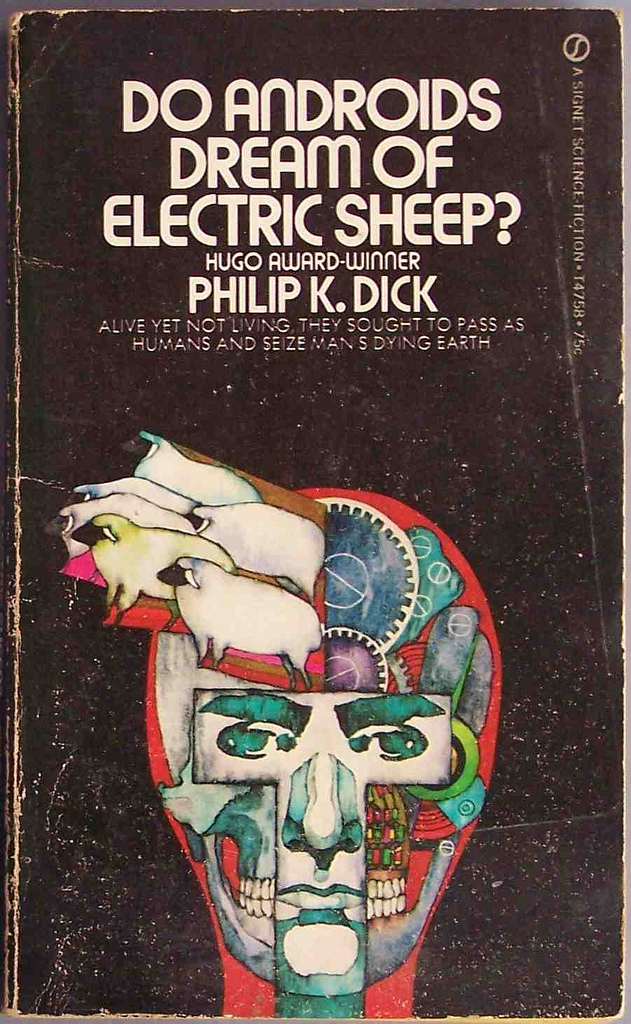 Philip K Dick's seminal short story about humanity and technology was adapted into the neo-noir classic film Bladerunner in 1982. Chris Drumm/Flickr (CC BY 2.0)