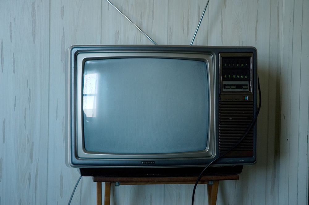 Watching a show on TV is not as simple as it used to be.   Ryan Merritt/Flickr  (CC BY 2.0)