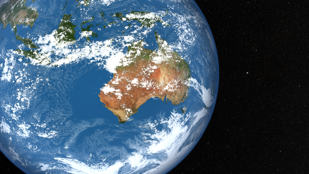Australian researchers have monitored the southern hemisphere extensively in the past, but cuts to CSIRO jobs are detrimental to climate science.   NASA/Flickr  (CC BY 2.0)