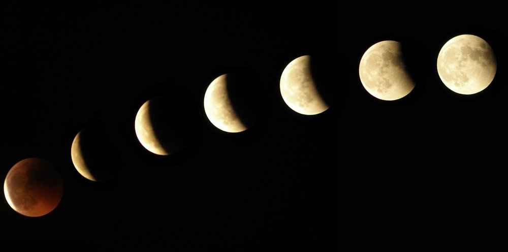 That the phases of the moon are caused by Earth's shadow is one of the strongest prevailing myths today. IB306660/Pixabay (CC0)