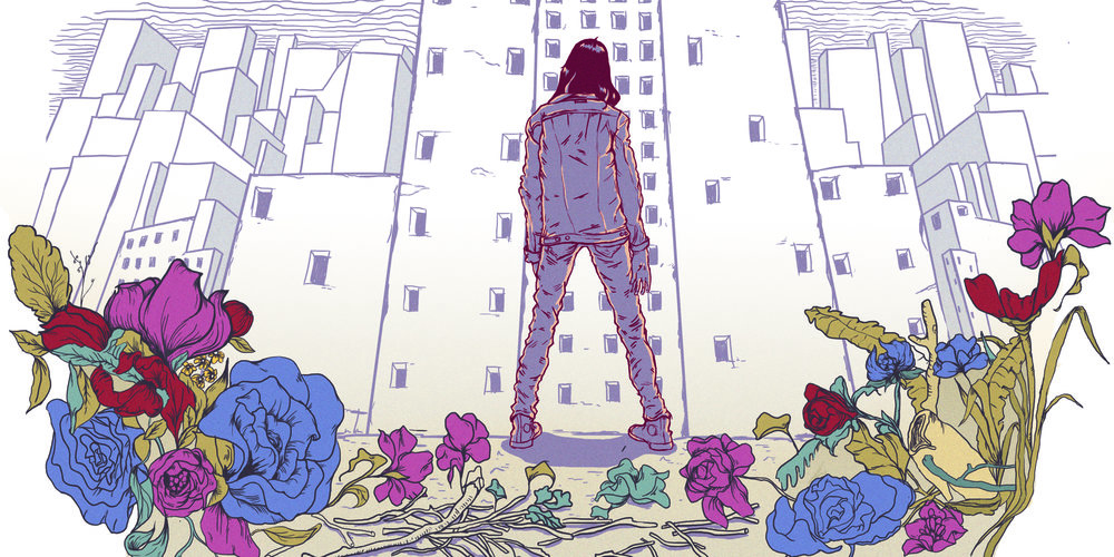 Illustration by Katharine Hall