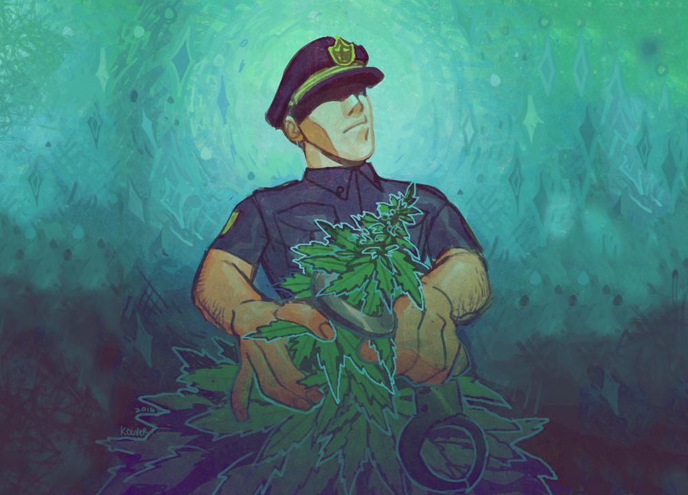 Illustration by Kayla Oliver