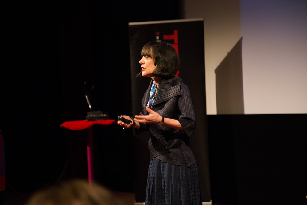 Carol Dweck, author of   Mindset: The New Psychology of Success.   Bengt Lennartsson/Flickr  (CC BY-NC-ND 2.0)