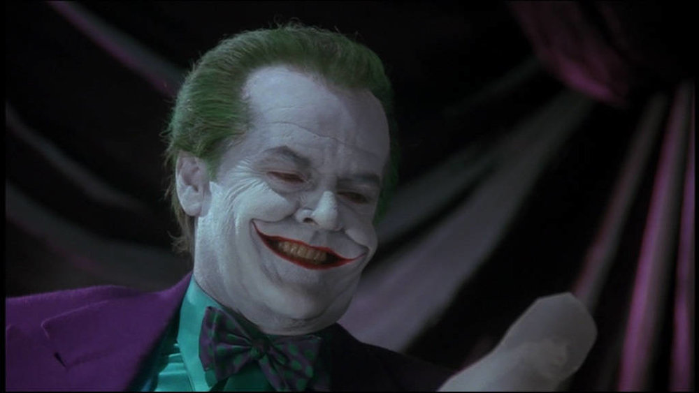 Like many fictional villains, the Joker from Batman is shown to have psychopathy, even though the traits he exhibits are practically never seen in real people with psychopathy.  ©  Warner Bros.