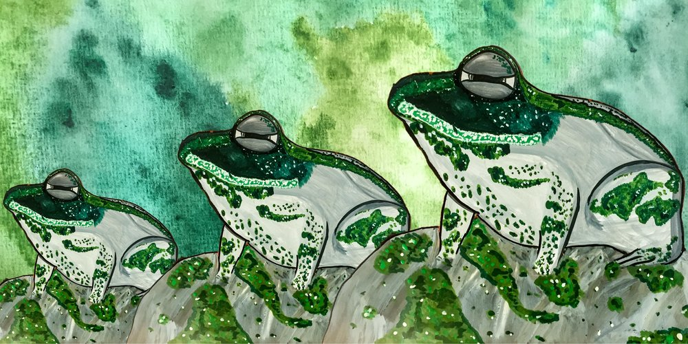 Illustration by  Cara Penton