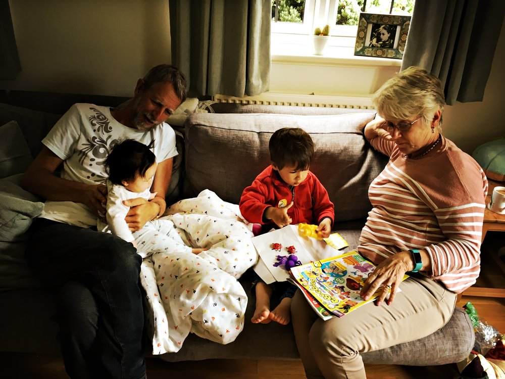 Intergenerational relationships are important for older people to feel connected, but also to pass down knowledge and history to the next generation.   whinger/Flickr  (CC BY 2.0)