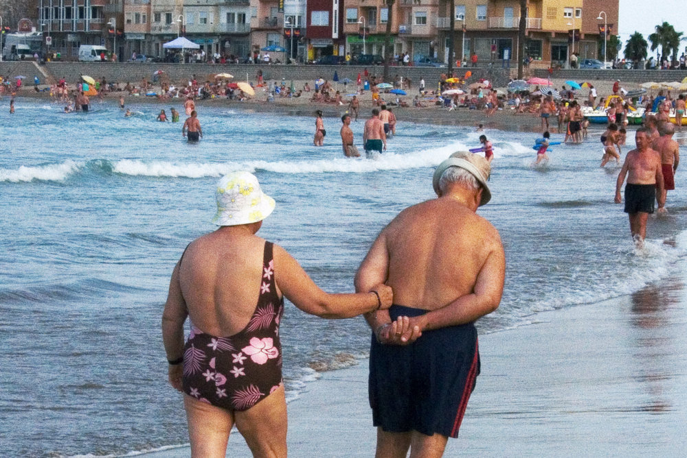 Older adults have the same interests and needs as their younger counterparts, including travel and dating.   Michael Cohen/Flickr  (CC-BY-2.0)