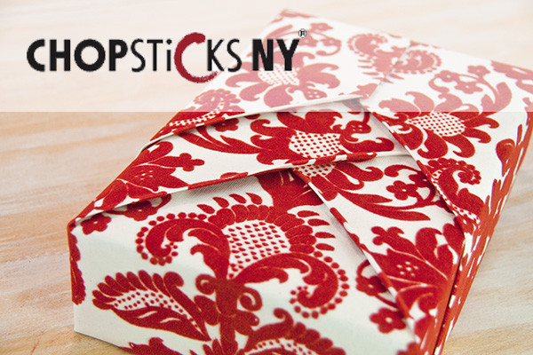 Infuse a Japanese Essence Into Your Gift Wrapping (Dec 2011)