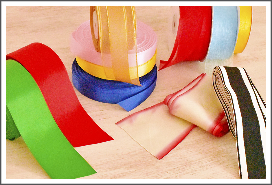 Types of Ribbon -