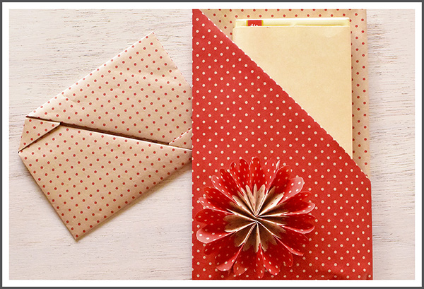 DIY Easy Envelopes -