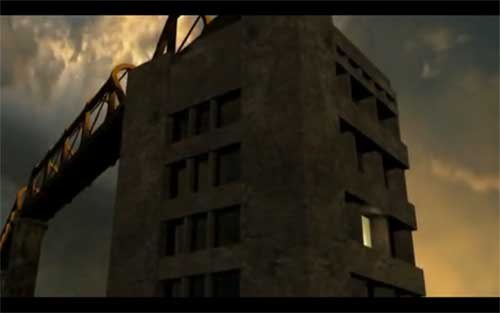 Still image from Underpass Motel