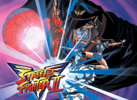 Street Fighter II Victory