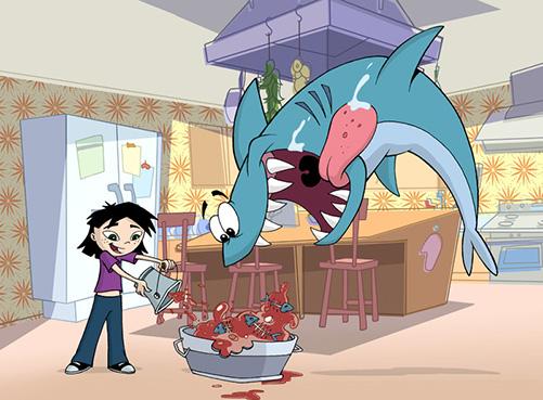 Kenny el tiburón